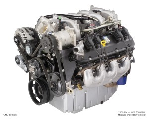 2009 Vortec 8.1L V-8 (L18)