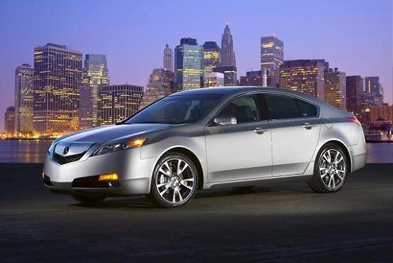 09TL SH AWD front top - 2010 Acura Tl Sh Awd Mt