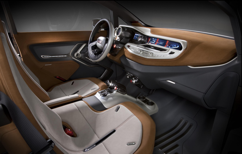 Detroit 2010 Gmc Granite Concept Autosavant Autosavant