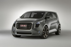 GMC Granite Concept revealed at 2010 North American Internationa