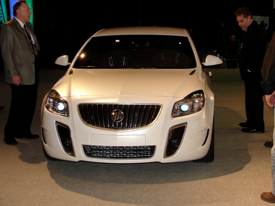 Buick Regal front