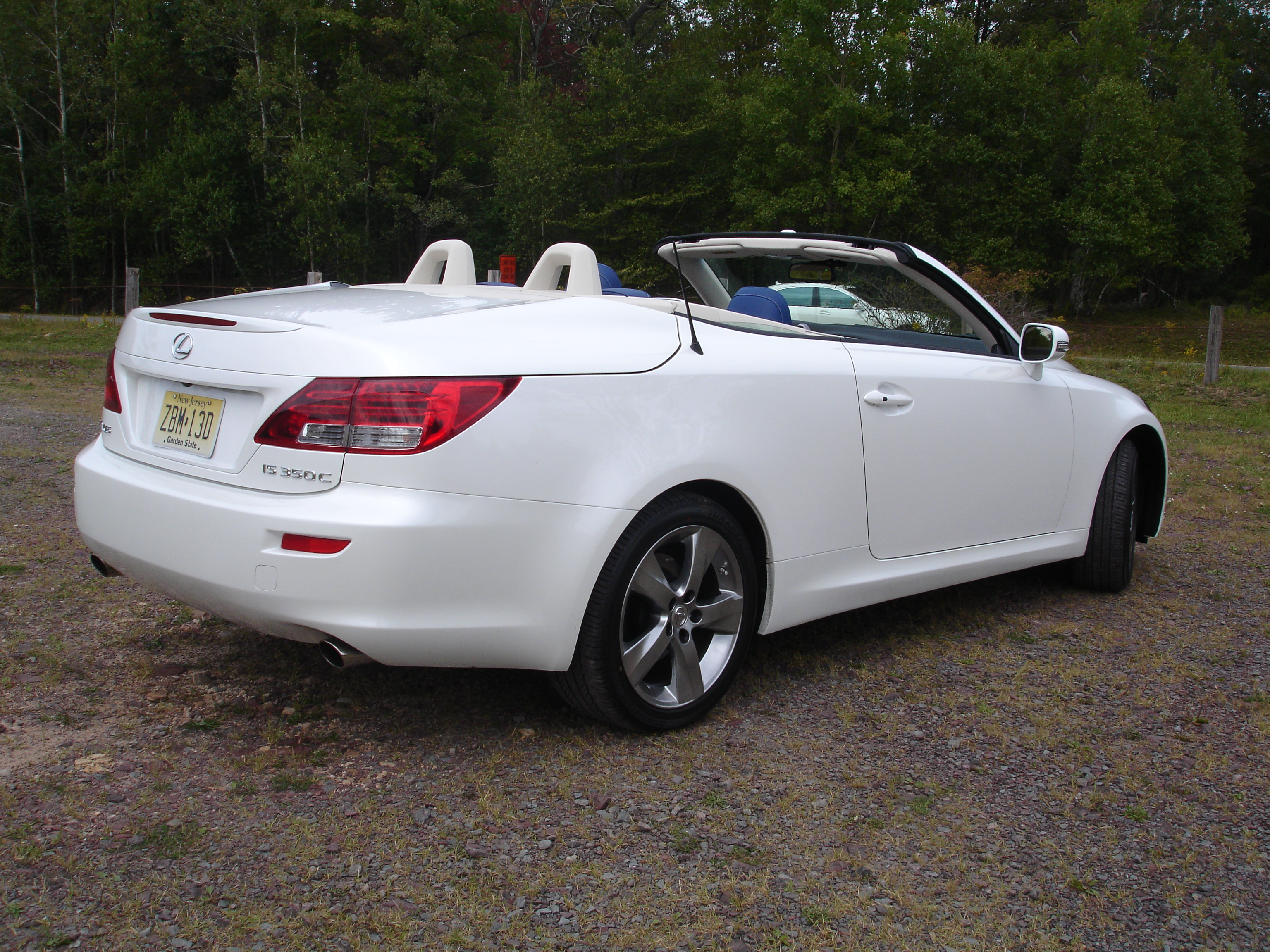 DSC06077 - 2010 Lexus Is 350 C Convertible