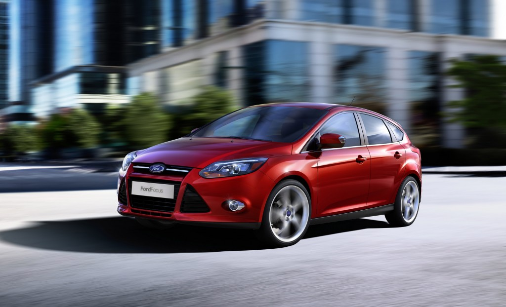 Next-Generation Ford Focus