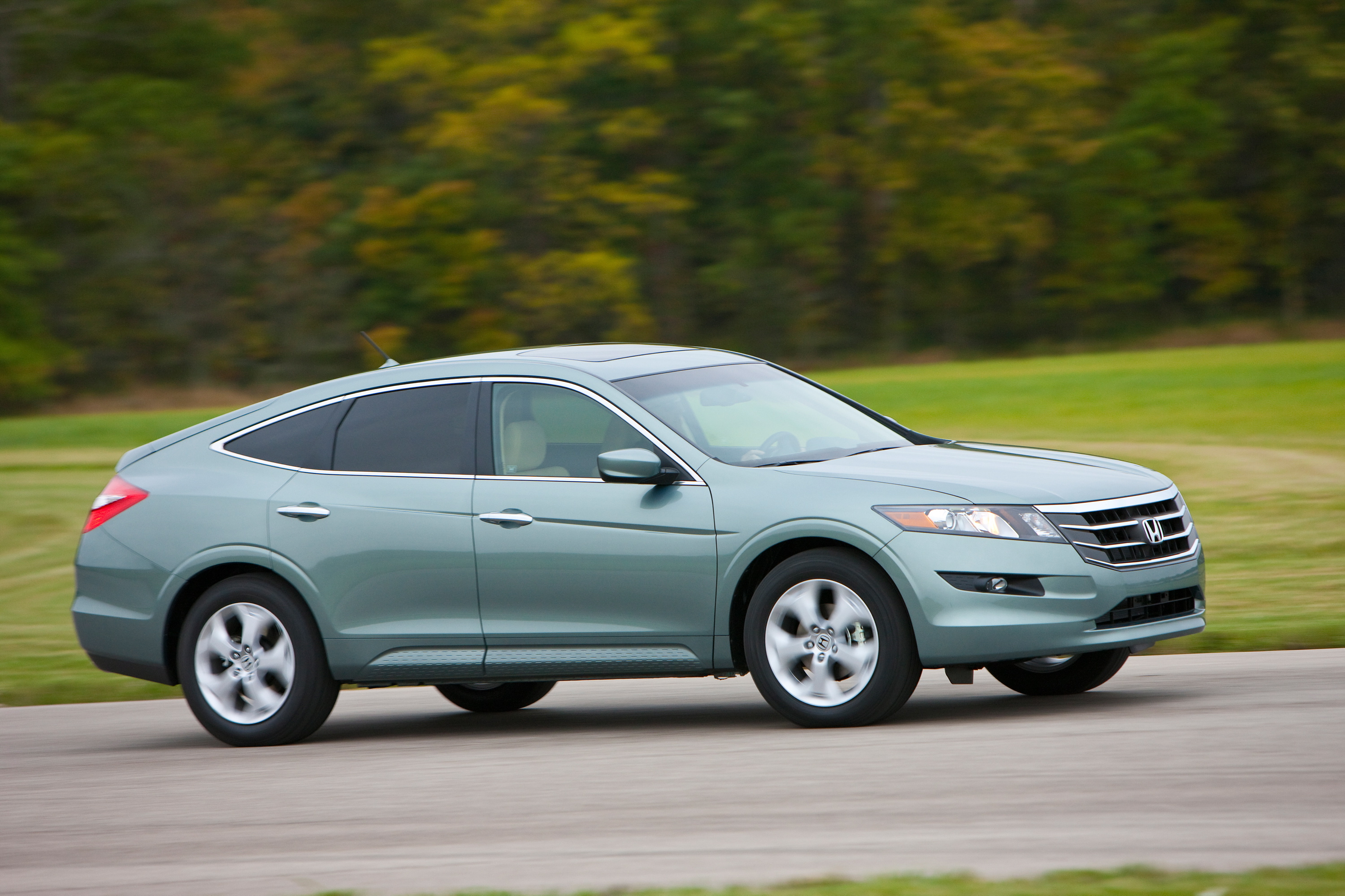 2010 Honda Accord Crosstour EX L