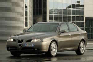2010 Alfa Romeo 166 sedan