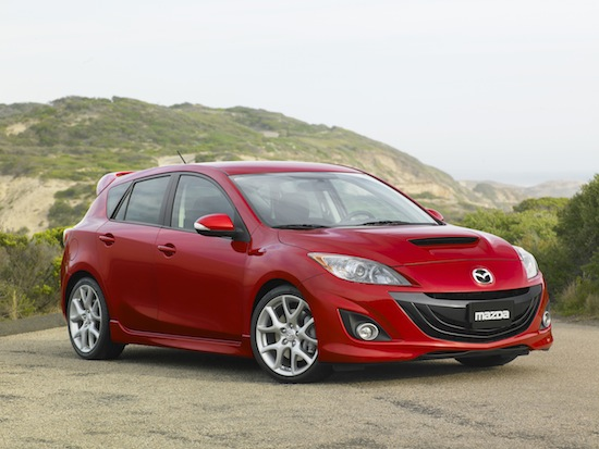 2010 MazdaSpeed3 Sport Review