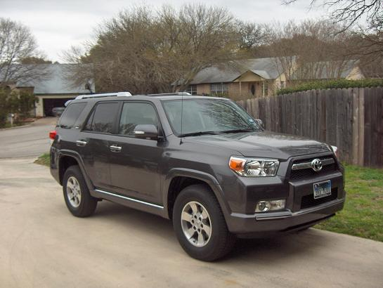 Charming The 2010 Toyota 4Runner SR5 Is A Very Pleasant Vehicle, Comfortable And  Capacious. It Rides Smoothly And Quietly, Brakes Well, And Has Oodles Of  Storage ...