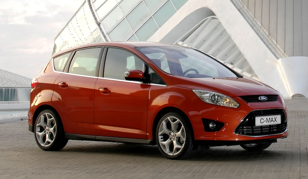 The All New C Max Will Be Based On 2017 Global Ford Focus Maxwill Come In Both Five And Seven Seat Configurations When It Launches For