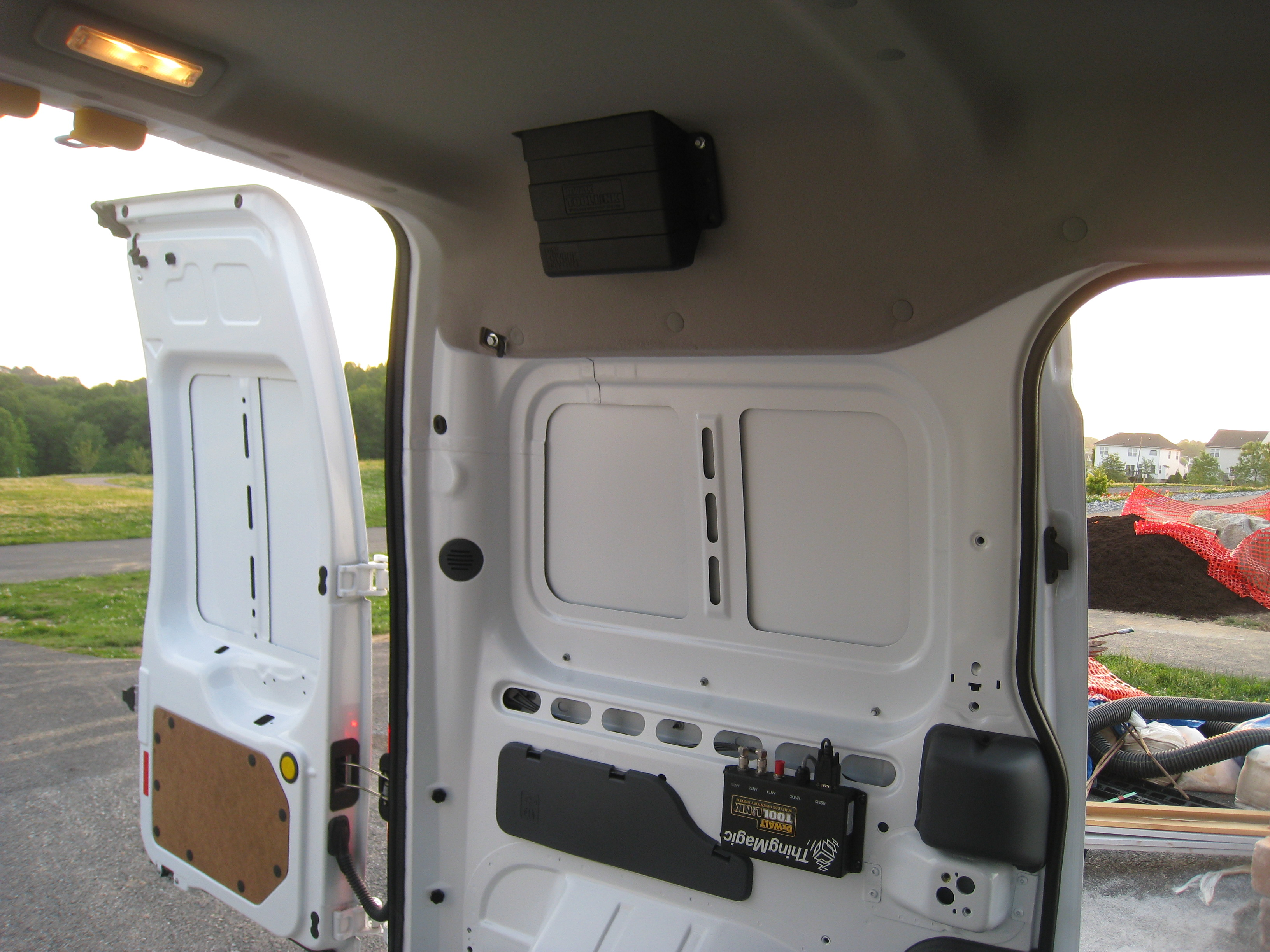 Even 2010 ford transit connect interior photos