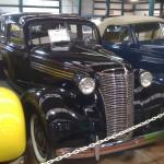 1938 Chevrolet Master Delux Limousine