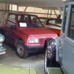 Yes, they even have a Geo Tracker in the collection.