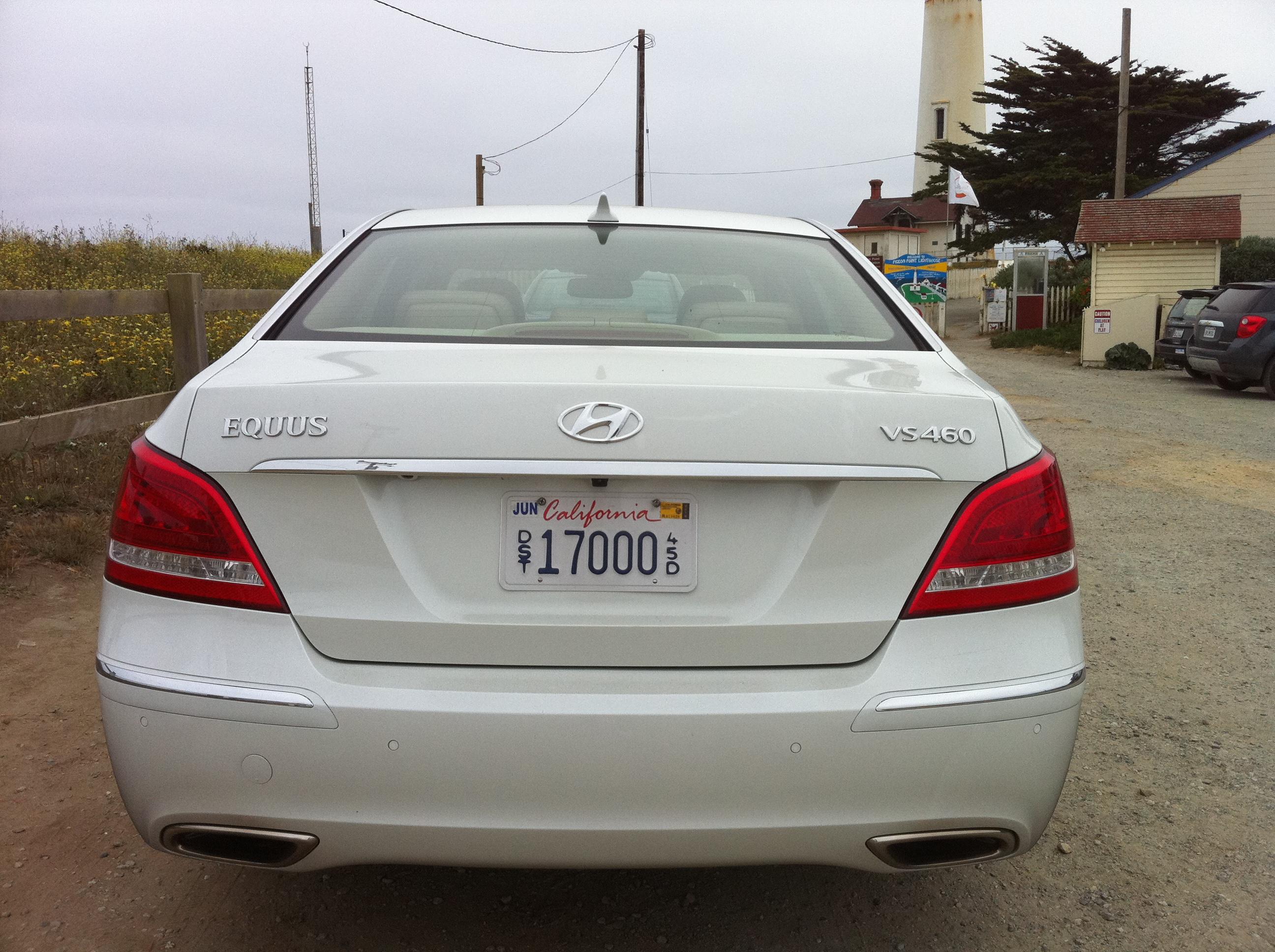 In the Metal: 2011 Hyundai Equus VS460 - Autosavant ...