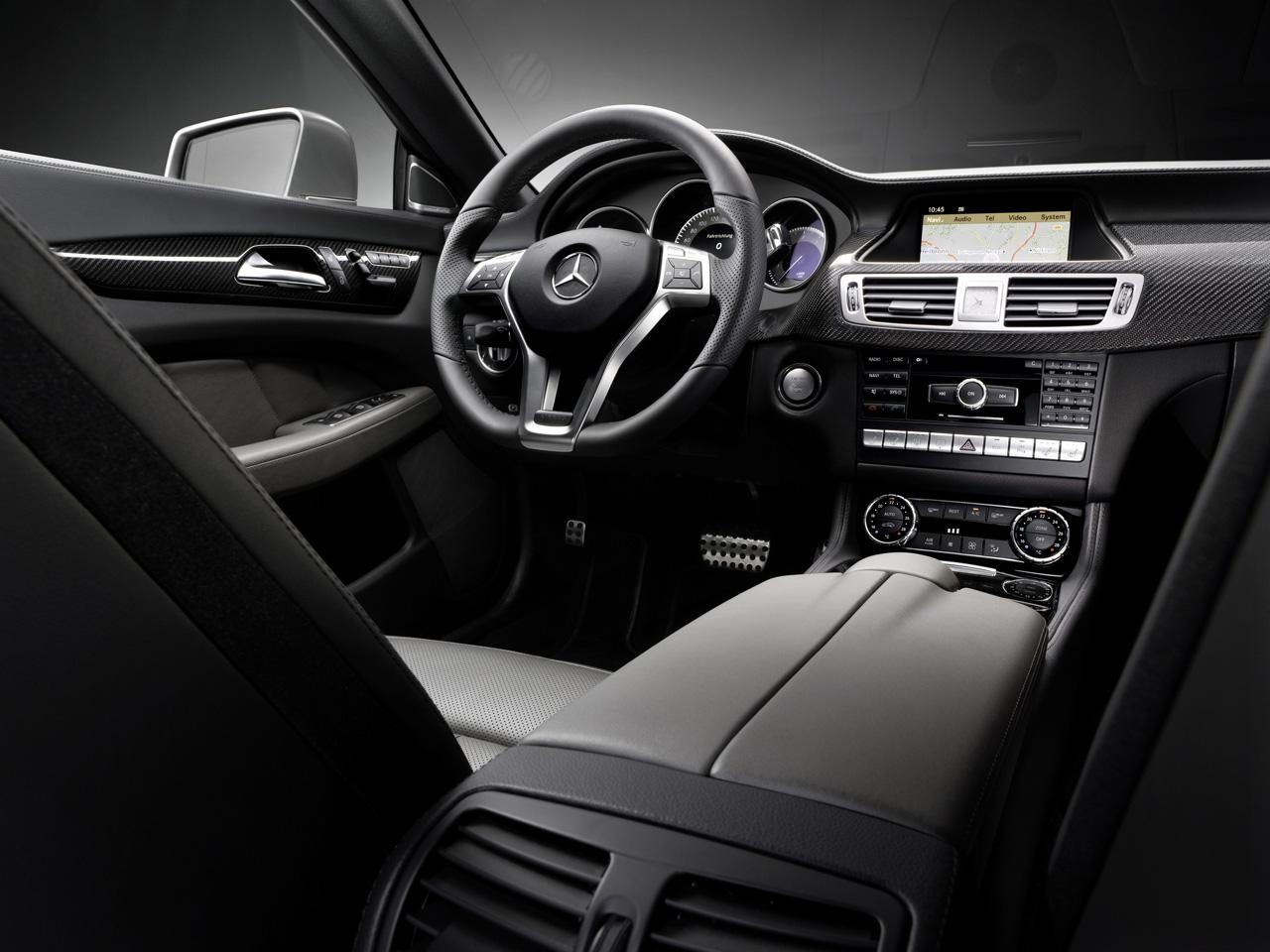 mercedes benz reveals 2012 cls four door coupe autosavant autosavant. Black Bedroom Furniture Sets. Home Design Ideas