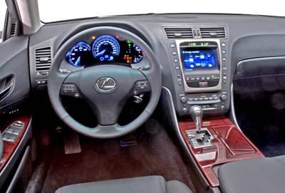 Review: 2010 Lexus GS450h - Autosavant   Autosavant