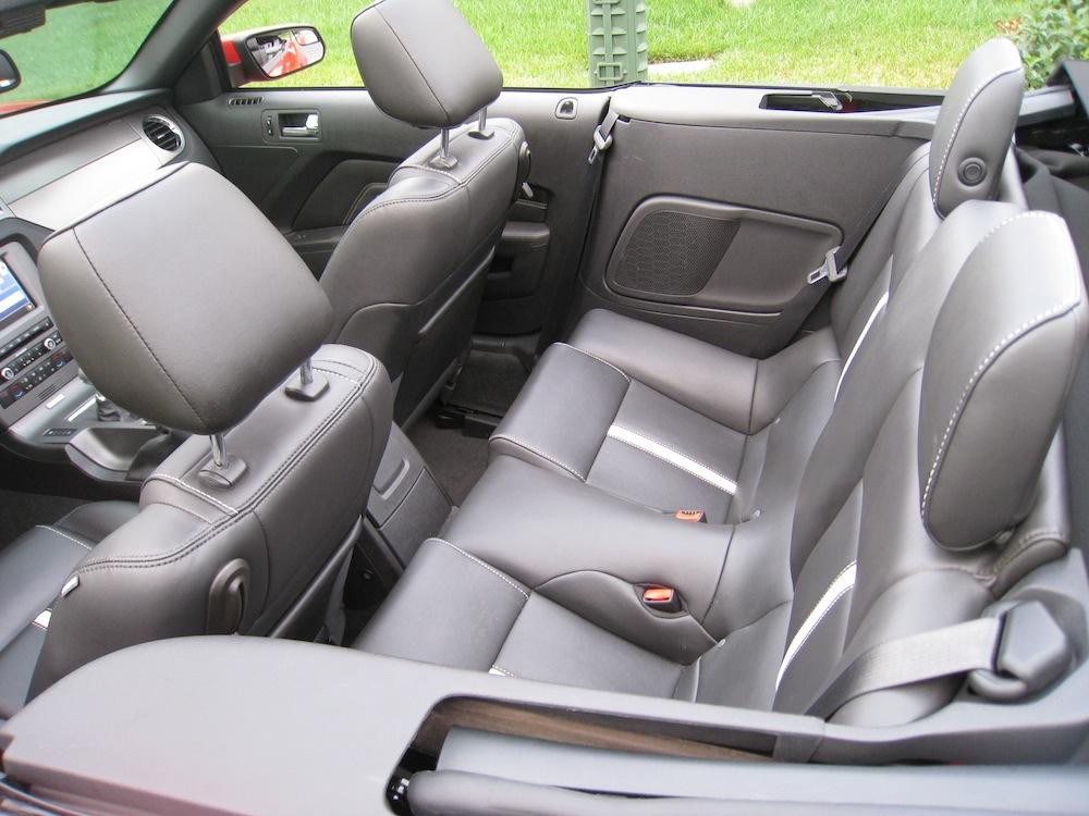 Review 2011 Ford Mustang GT 50 Convertible  Autosavant  Autosavant