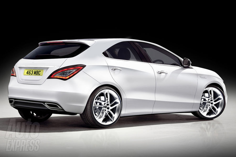 Is the 2012 Mercedes-Benz A-Class Coming to the US?