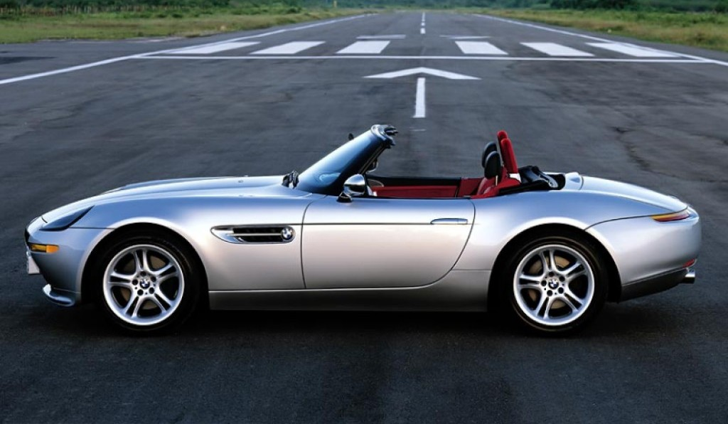 Rare Vehicle Sighting: 2000-2003 BMW Z8 | Autosavant