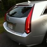 2010 Cadillac CTS Wagon 007