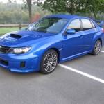 2011 Subaru Impreza WRX STI 1