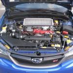 2011 Subaru Impreza WRX STI 11