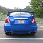 2011 Subaru Impreza WRX STI 14