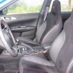 2011 Subaru Impreza WRX STI 16