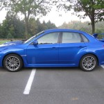 2011 Subaru Impreza WRX STI 2