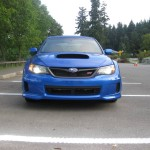 2011 Subaru Impreza WRX STI 25