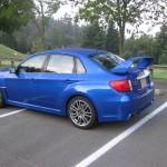 2011 Subaru Impreza WRX STI 3