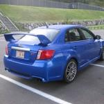 2011 Subaru Impreza WRX STI 5
