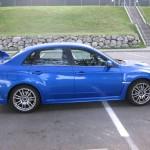 2011 Subaru Impreza WRX STI 6