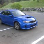 2011 Subaru Impreza WRX STI 7