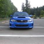 2011 Subaru Impreza WRX STI 9