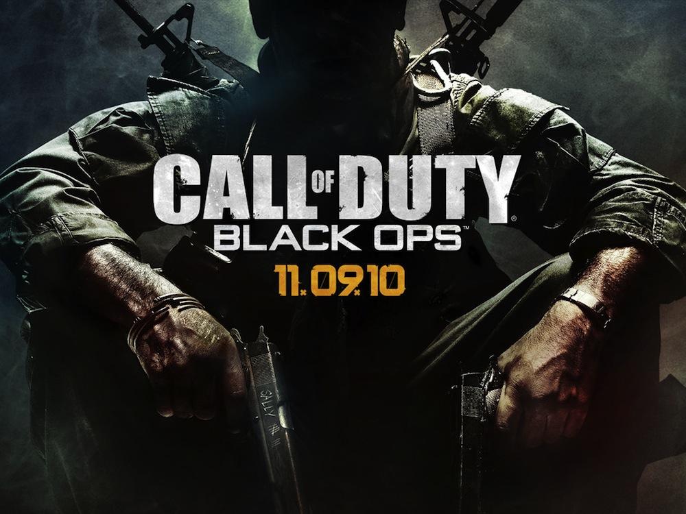 black ops logo wallpaper. call of duty lack ops logo