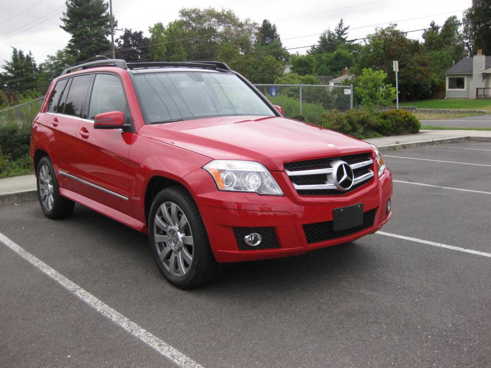 Review 2010 mercedes benz glk 350 4matic autosavant for Mercedes benz glk 350 review