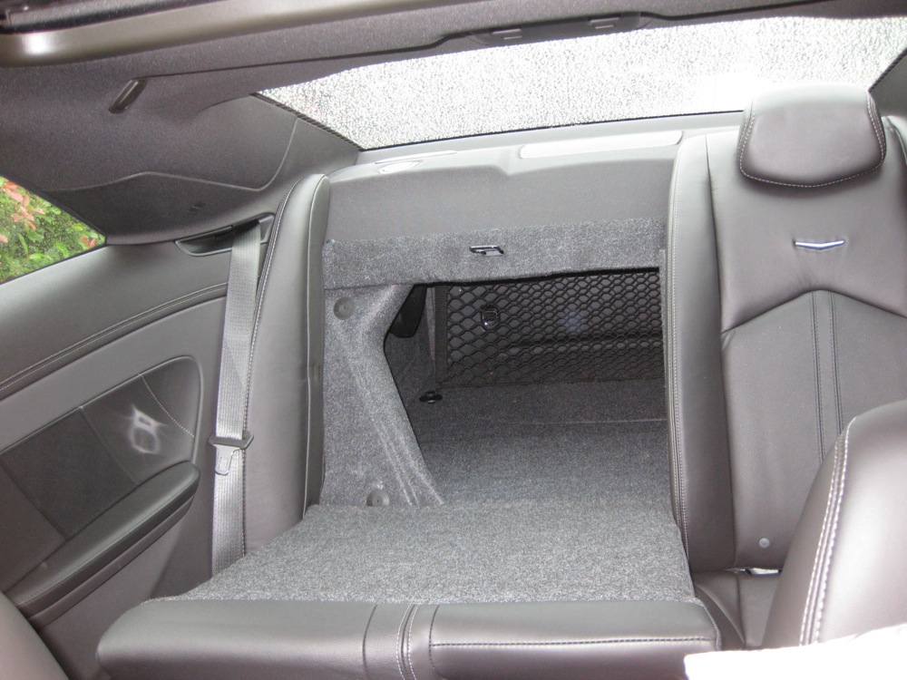 Review 2011 Cadillac Cts Coupe Autosavant Autosavant