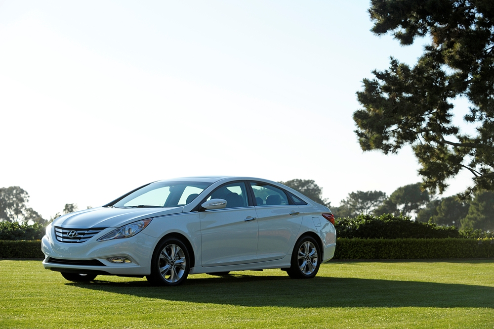 This Sixth Generation Sonata Made Its Korean Debut In Late 2009 And Hit The  US Market Earlier In 2010, As A 2011 Model. Itu0027s Built In Hyundaiu0027s Plant  In ...