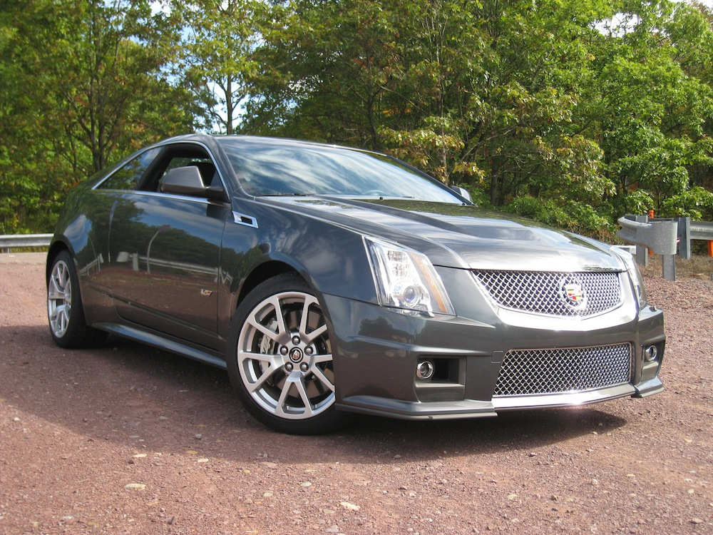 First Drive 2011 Cadillac Cts V Coupe Autosavant