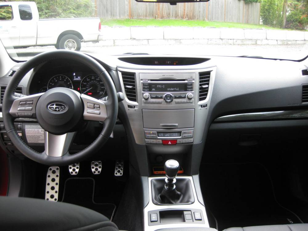 Review 2011 Subaru Legacy Gt Limited Autosavant