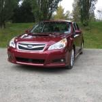 2011 Subaru Legacy GT Limited
