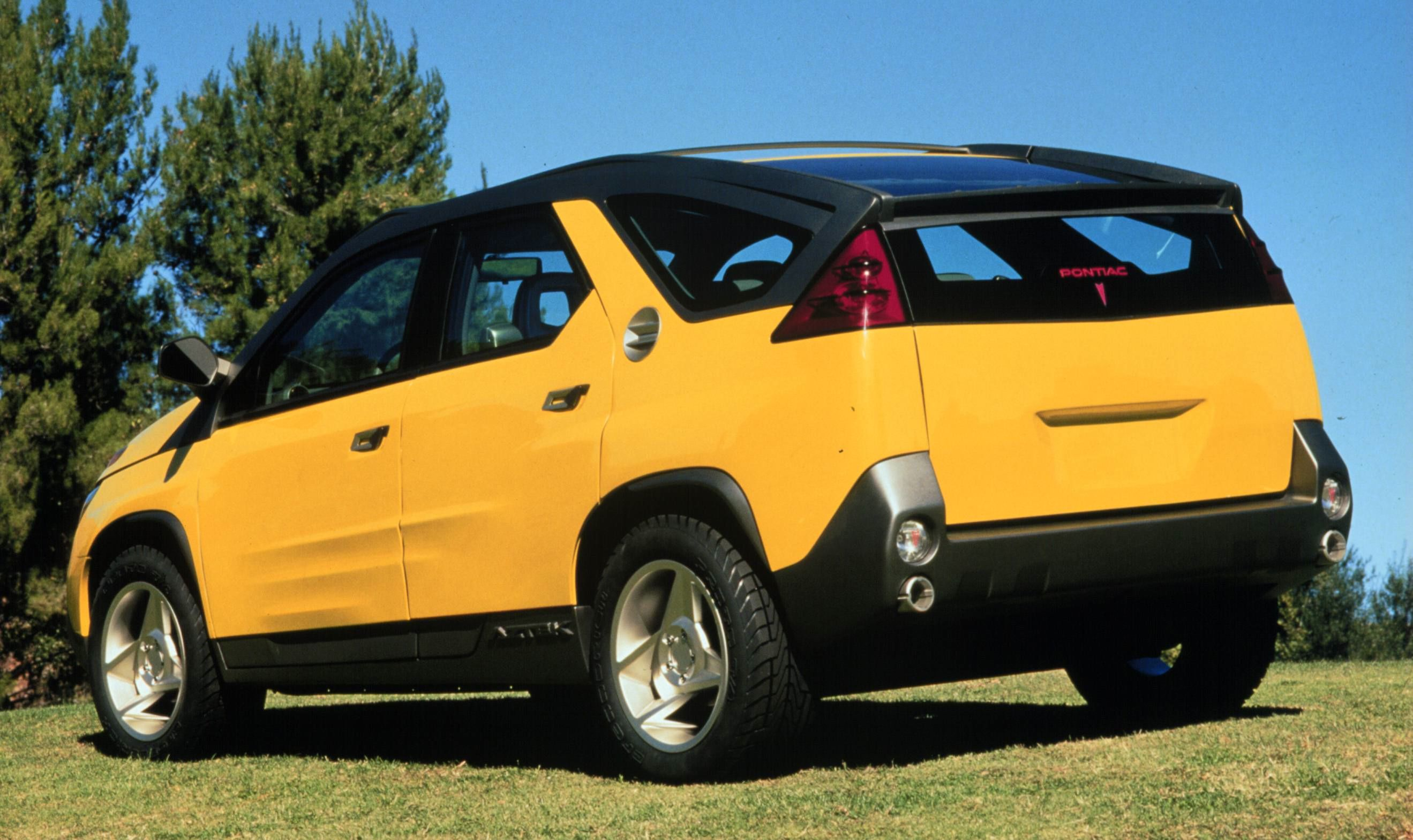 The concept Aztek was no prettier & The Aztek-- before its time or truly ugly? - AnandTech Forums
