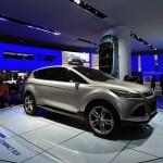 Ford Vertrek concept at NAIAS