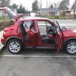 2011 Nissan Juke SL AWD 2