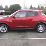 2011 Nissan Juke SL AWD 4