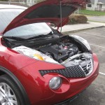 2011 Nissan Juke SL AWD 7