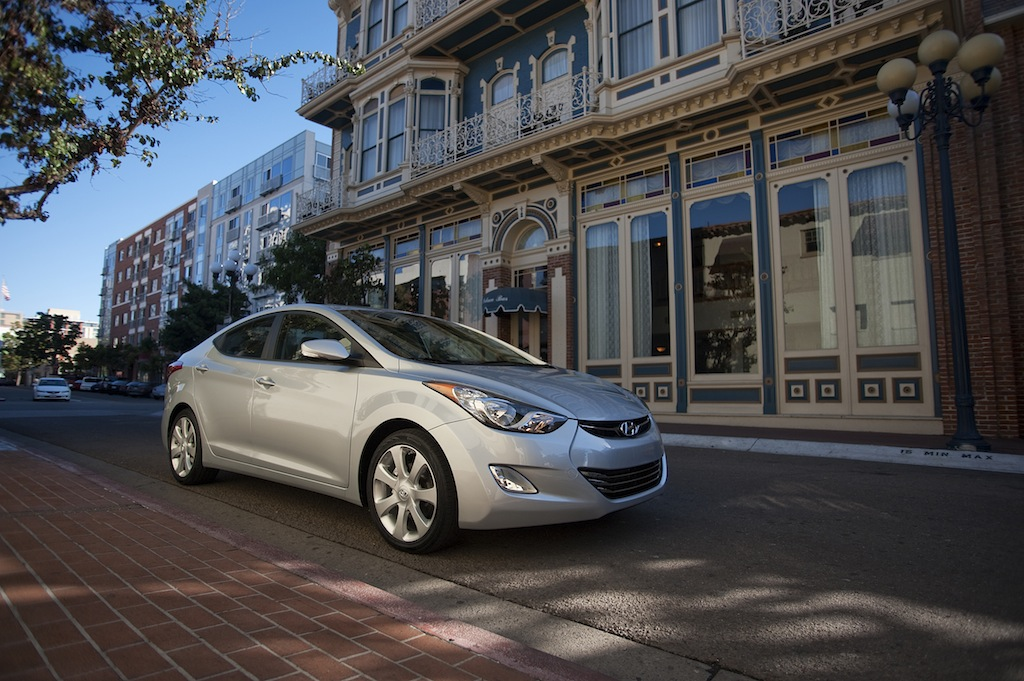 The Exterior Of The Elantra Is Nicely Styled. Some May Find It To Be A Bit  Overwrought, But I Like The Look. Given The Choice Between The Vanilla  Cruze And ...