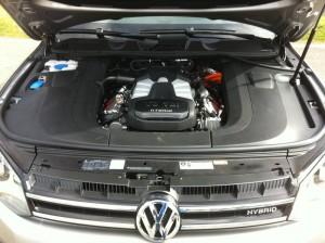 Review 2011 Volkswagen Touareg V6 Tsi Hybrid Autosavant