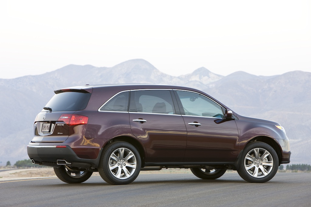 review 2011 acura mdx w advance entertainment. Black Bedroom Furniture Sets. Home Design Ideas