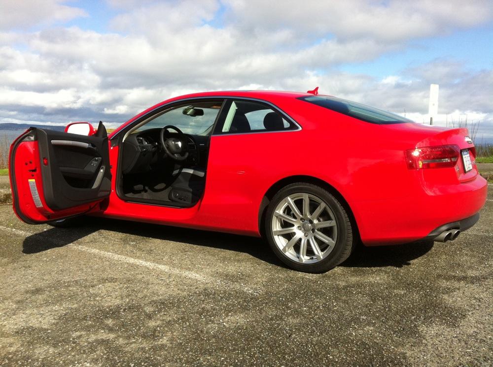Review 2011 audi a5 20 tfsi quattro tiptronic coupe autosavant the freerunsca Choice Image