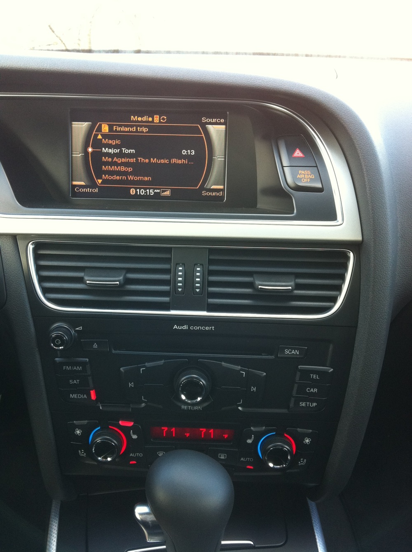 Audi A5 Sound System Review >> Review 2011 Audi A5 2 0 Tfsi Quattro Tiptronic Coupe Autosavant